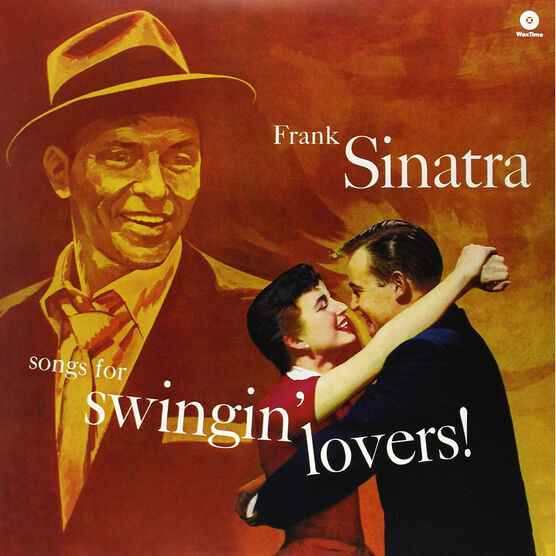 Sinatra, Frank - Songs for Swingin' Lovers - Vinyl
