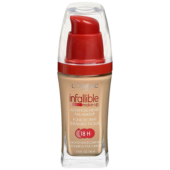 L'Oreal Infallible Never Fail Makeup