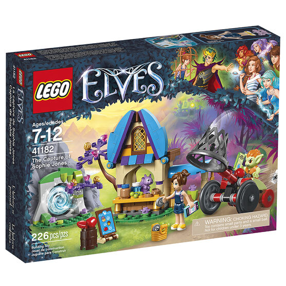Lego Elves Capture of Sophie Jones