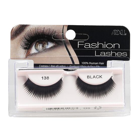 Ardell Fashion Lashes - Black - 138