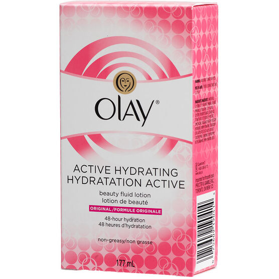Olay Active Hydrating Lotion - Original - 177ml