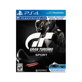 PS4 Gran Turismo Sport - Limited Edition