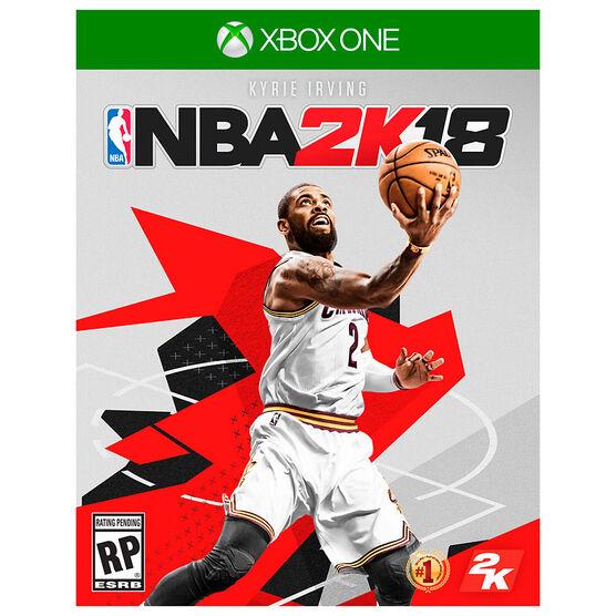 Xbox One NBA 2K18 Basketball