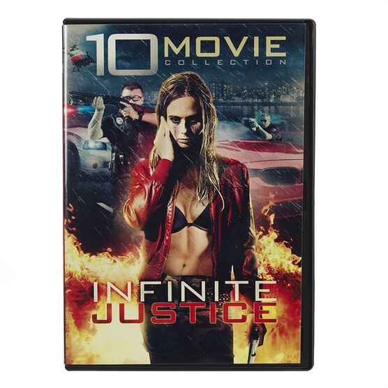 10 Movie Action Pack Vol. 4 - DVD