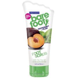Freeman Bare Foot Creamy Pumice Foot Scrub - Peppermint & Plum - 150g