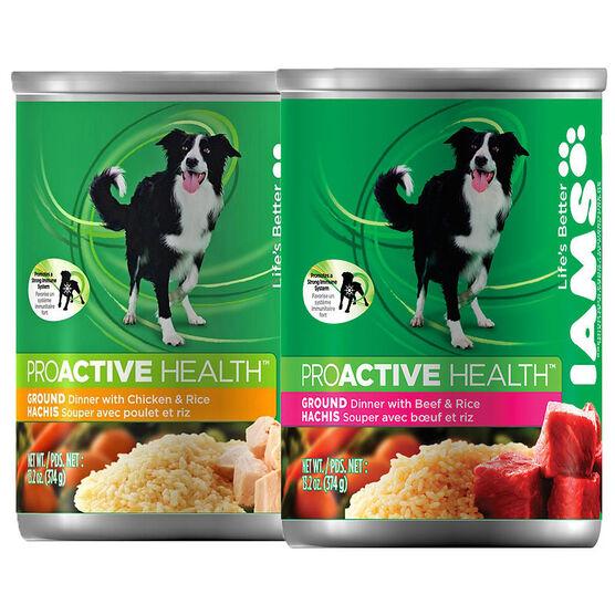 Iams Wet Dog Food