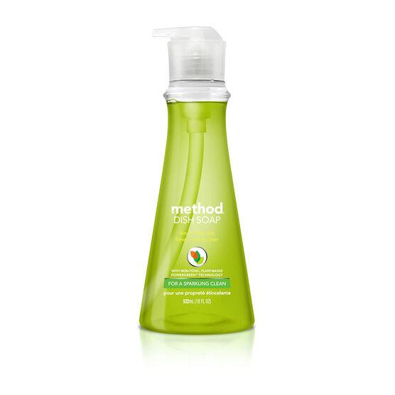 Method Dish Soap - Lime & Sea Salt - 532ml