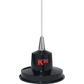 K40 Magnet Mount CB Antenna - Black - K30