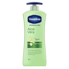 Vaseline Intensive Care Aloe Vera Lotion - 600ml