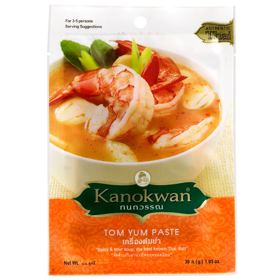 Kanokwan Tom Yum Paste - 30g