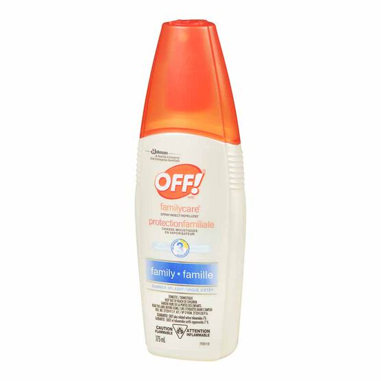 Off FamilyCare Summer Splash -  175ml