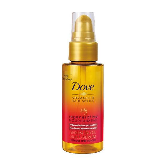 Dove Regenerative Nourishment Serum-In-Oil - 50ml