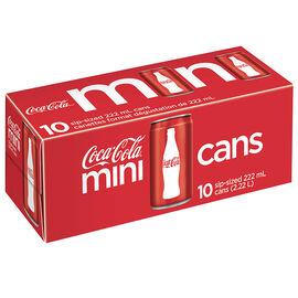 Coca-Cola - 10 x 222ml