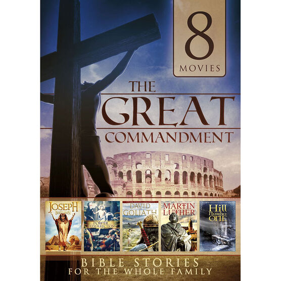 Sacred Classics - 8 Features - DVD