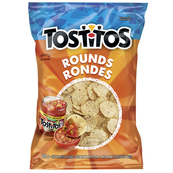 Tostitos Bite Size Rounds - 295g