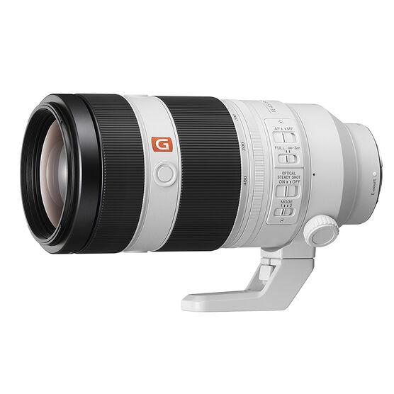 Sony FE 100-400mm F4.5-5.6 GM OSS Lens - SEL100400GM