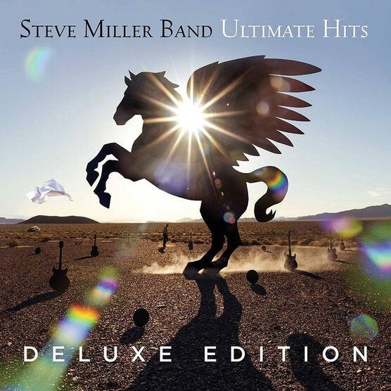 Steve Miller Band - Ultimate Hits - CD