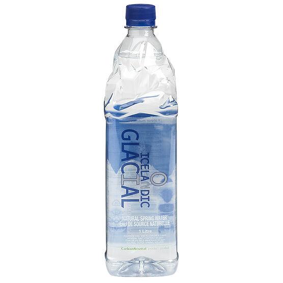 Icelandic Glacial Spring Water - 1L