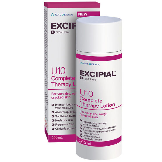 Excipial U10 Complete Therapy Lotion - 200ml