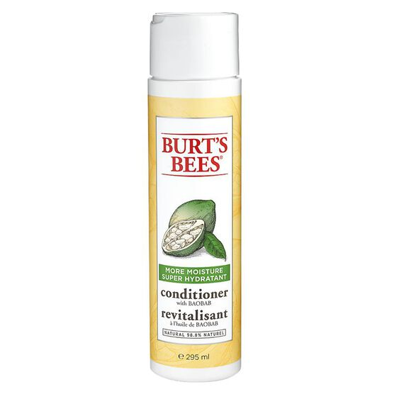 Burt's Bees More Moisture Conditioner with Baobab - 295ml