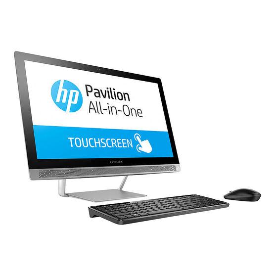 HP Pavilion All-in-One 24-b230 Desktop Computer - 24 Inch - Intel i5 - Z5M00AA