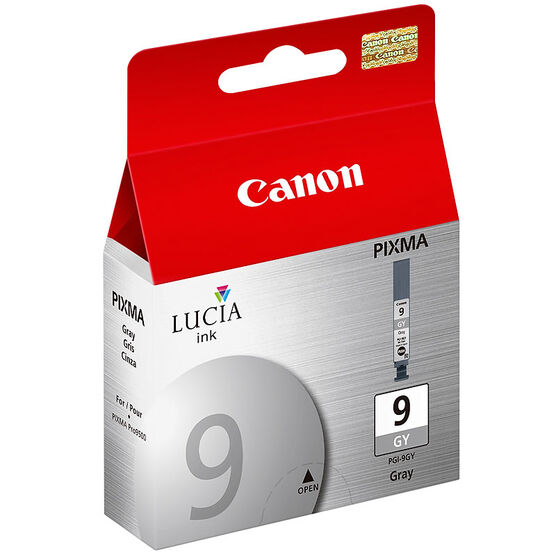 Canon PGI-9 Ink Cartridge - Grey - 1042B002