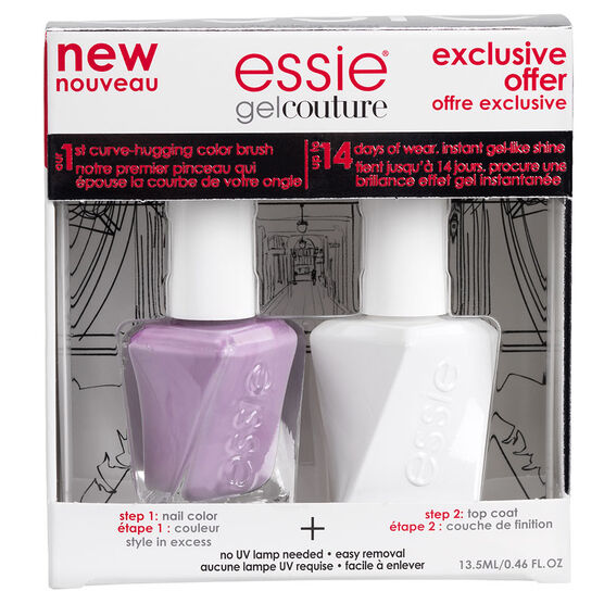 Essie Gel Couture Nail Kit - Style