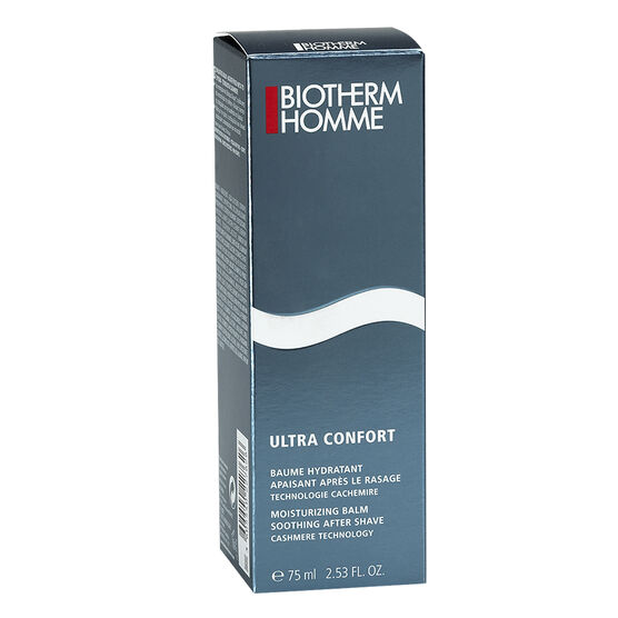 Biotherm Homme Ultra Confort Soothing Moisturizing Balm and After Shave - 75ml
