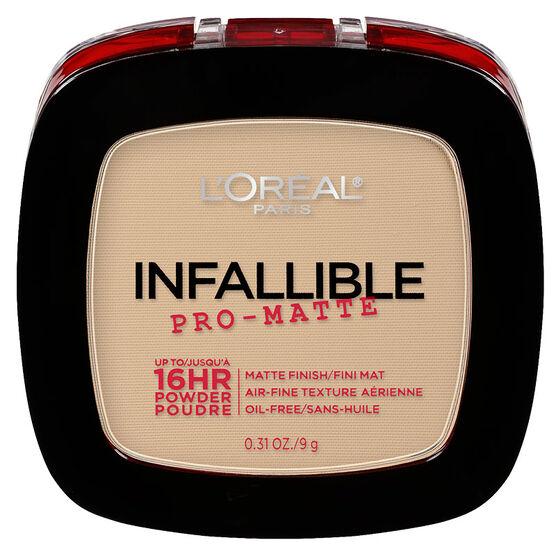 L'Oreal Infallible Pro-Matte Powder - Nude Beige