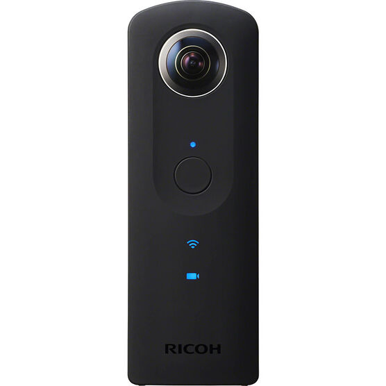 Ricoh Theta S-360 Camera - Black - 910720