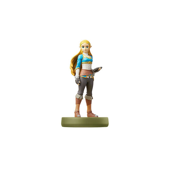 Nintendo Amiibo: The Legend of Zelda: Breath of the Wild - Zelda