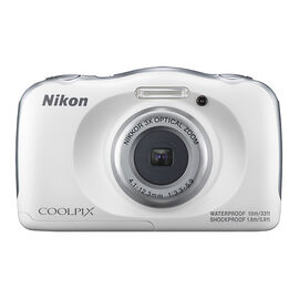 Nikon Coolpix W100 - White - 32365