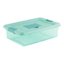 Sterilite Fresh Scent Box - Aqua - 30L