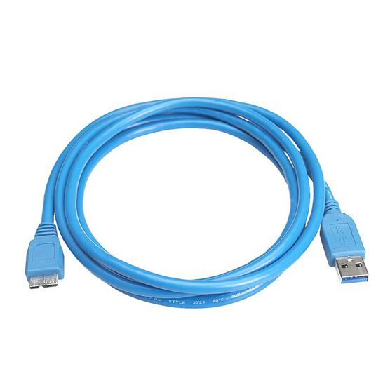 Certified Data USB 3.0 AM-BM Cable - 6ft - GUSB3-AMB-6FT