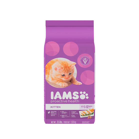 Iams Proactive Health - Kitten - 3.2lbs