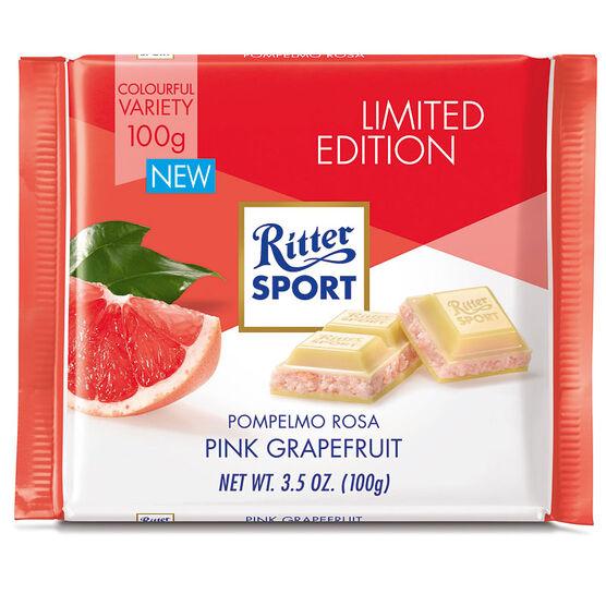 Ritter Sport - Pink Grapefruit - 100g