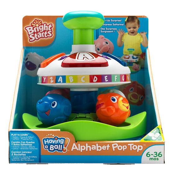 Baby Einstein Alphabet Pop Top