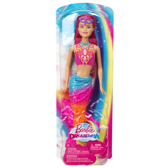 Barbie Mermaid Doll - Assorted - DHM45