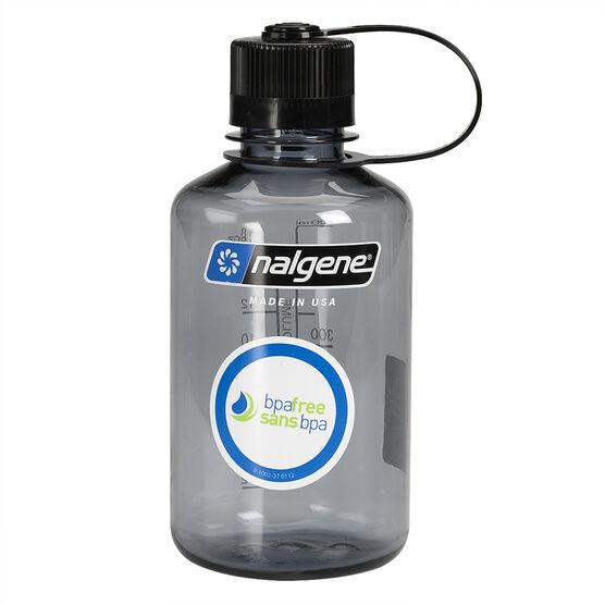 Nalgene Narrow Mouth Bottle - 16oz - Grey