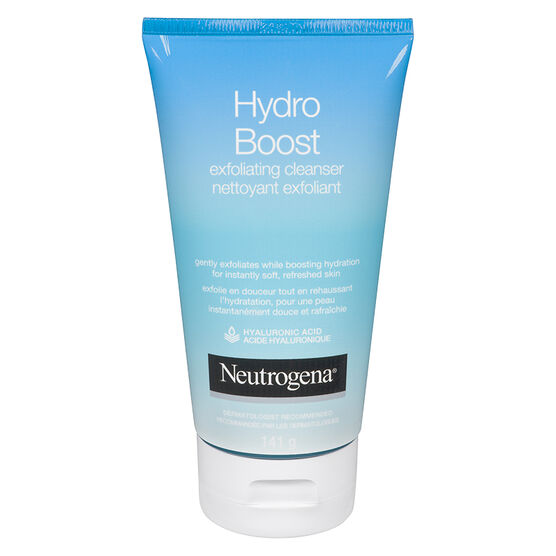 Neutrogena Hydro Boost Exfoliating Cleanser - 141g