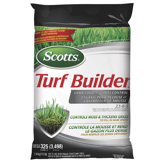 Scotts Turf with Moss Control - 7.94kg