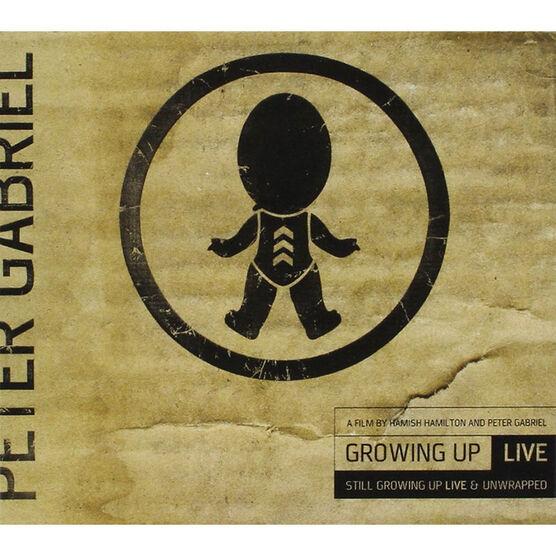 Peter Gabriel - Still Growing Up: Live - Blu-ray