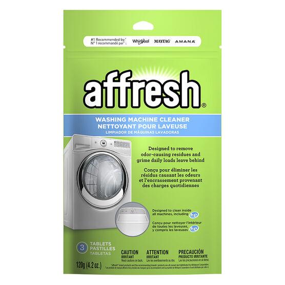 Affresh Washer Cleaner - 3's