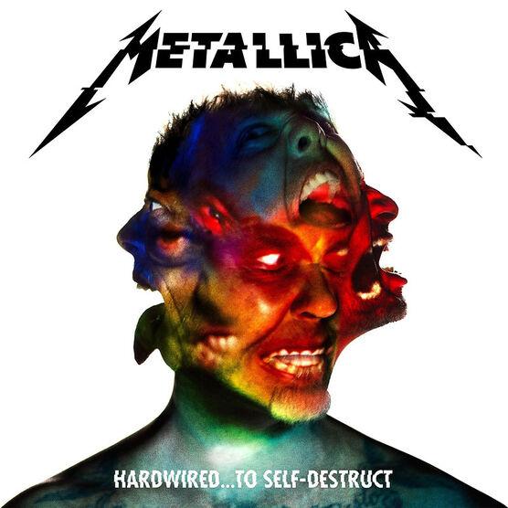 Metallica - Hardwired... To Self-Destruct - 2 LP Vinyl