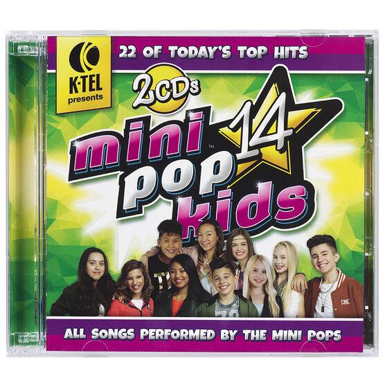 Mini Pops Kids  14 - 2 CD