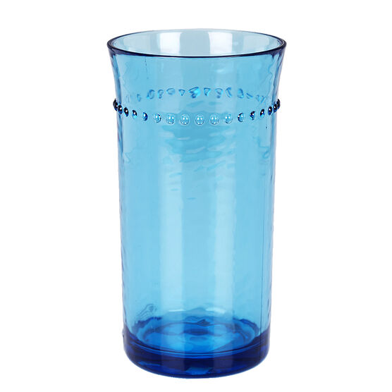London Drugs HiBall Beaded Tumbler - Blue - 18oz