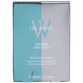 Lise Watier Systeme Anti-Rides Bio Lift Eye Patch - 6 pairs