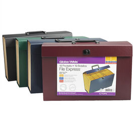Globe-Weis File Express - Assorted Colours