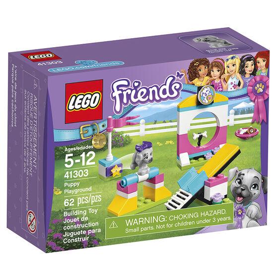 Lego Friends Puppy Playground - 41303