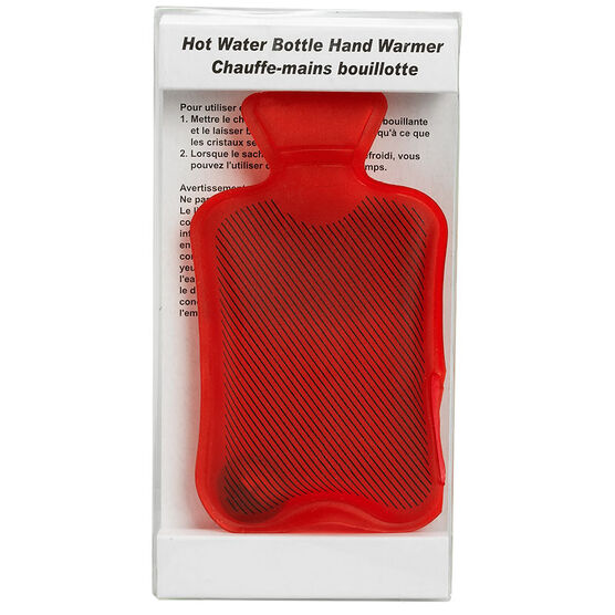 London Drugs Hot Water Bottle Hand Warmer - SH0081